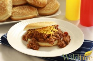 Wildtree Crock Pot Sloppy Joes