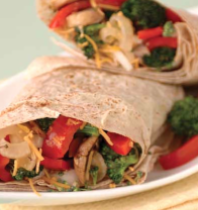 Wildtree Caesar Turkey Wrap