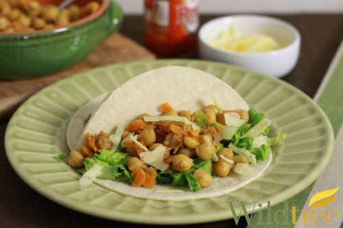 Wildtree Chick Pea Tacos