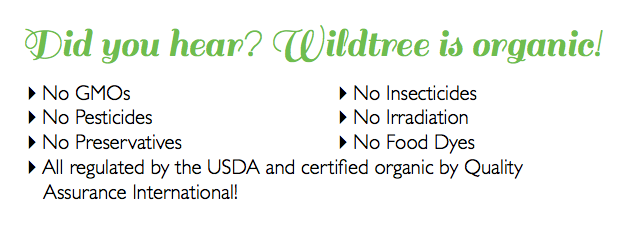 Wildtree is Organic